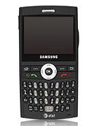 Samsung i607 BlackJack